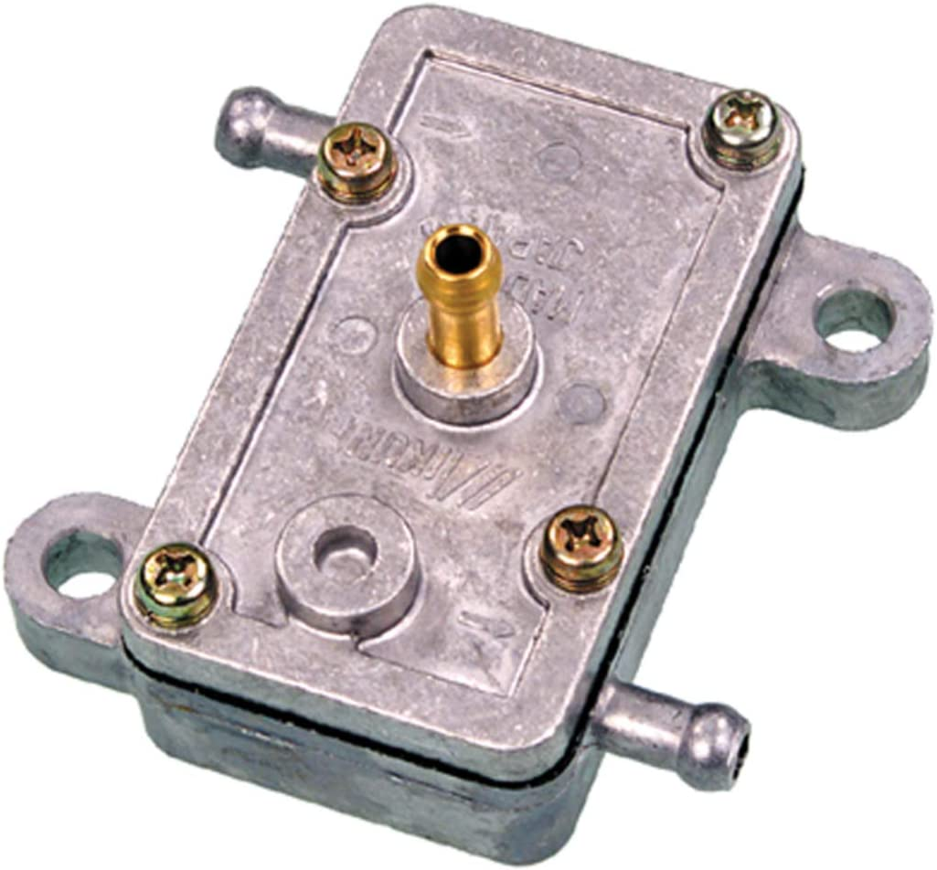 Fuel Pump Single Rectangular
