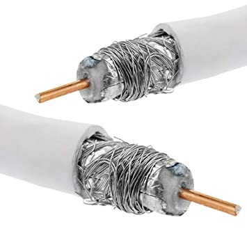 BeMatik - Cable Coaxial Antena TV (25m)