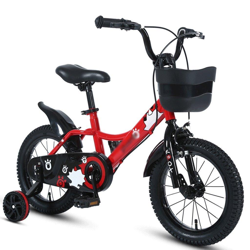 自転車 子供用自転車2-3-6-7歳の子供用車14/16/18インチ (サイズ さいず : 16 inch) B07DYBZX8C 16 inch 16 inch
