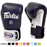 Fairtex BGV1 白 ムエタイ グローブ ボクシング スパーリング トレーニング