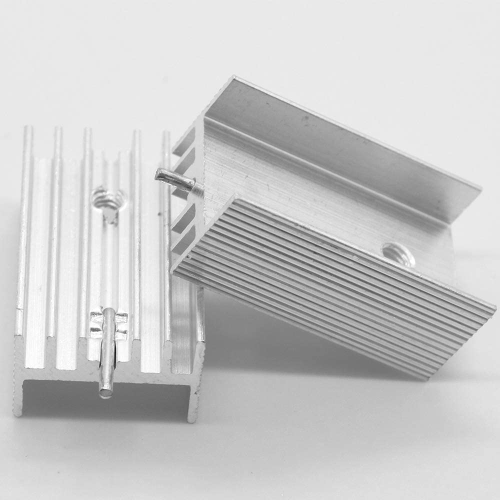 Heatsink Performance Kit YILEGOU Oxidized Surface Single Needle Heatsink 30 Pack