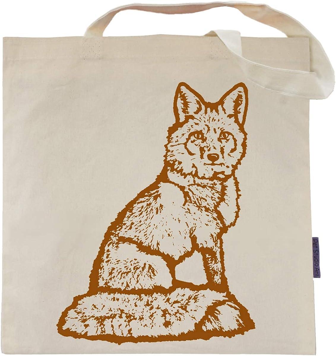 Wildlife Tote Bag by Pet Studio Art