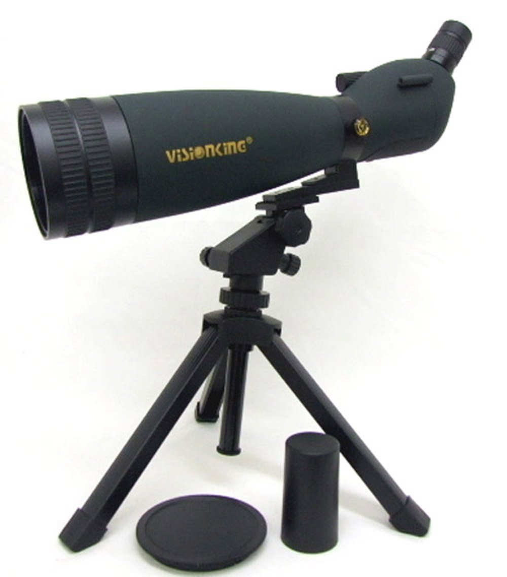 Visionking Spotting Scope for 30-90x90 Spotting Scope Waterproof Powerful Telescope by Visionking