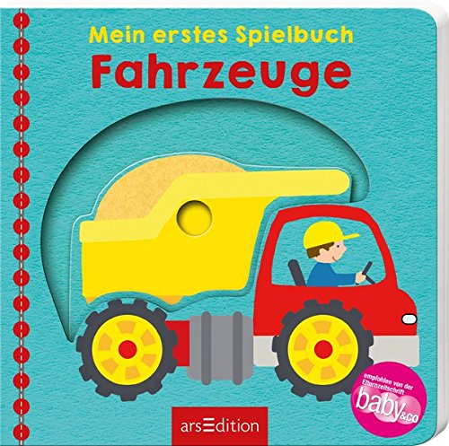 Mein erstes Spielbuch Fahrzeuge