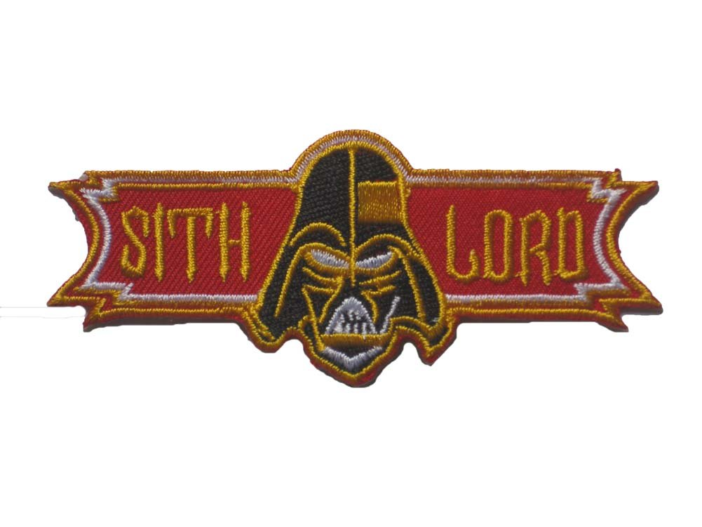 STAR WARS Republic Seal of the Jedi Council Patch Badge
