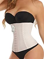 SEXYWG Waist Trainer Cincher Tummy Slimmer Breathable Shapewear Girdle LongTorso