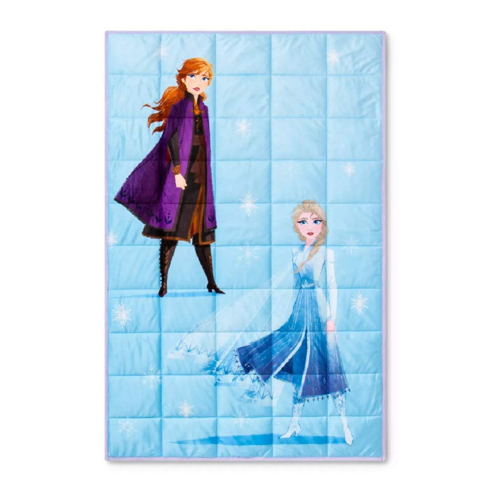 Frozen 2 Twin/Full Weighted Blanket 5lbs by Fro