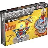 Geomag - Mechanics, 86 piezas, juego de construcción (Toy Partner 00721)