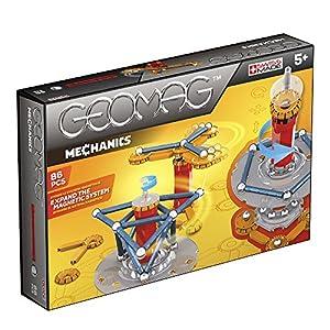Geomag Mechanics 86 Pezzi Pcs 721