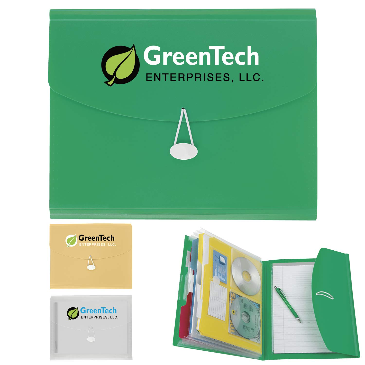 BIC Graphic Eco Me FileFolio Frost|Green|Natural 144 Pack