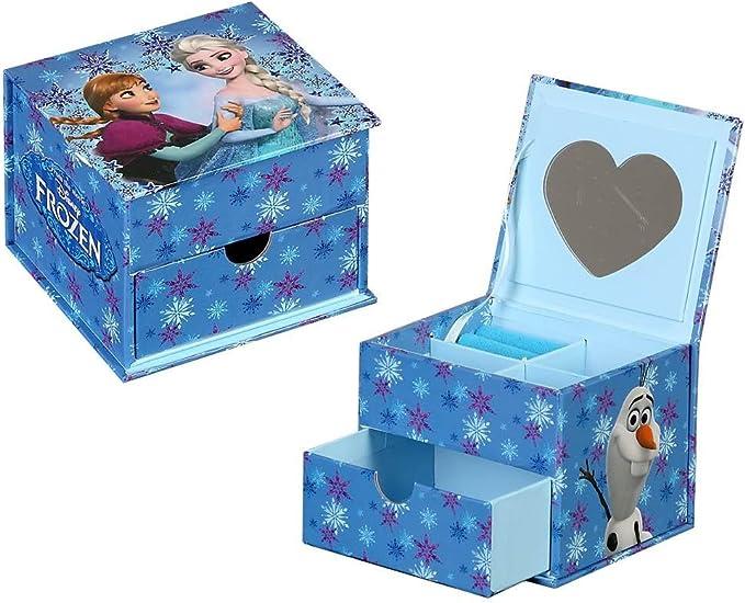 joyero para niñas Frozen: Amazon.es: Juguetes y juegos
