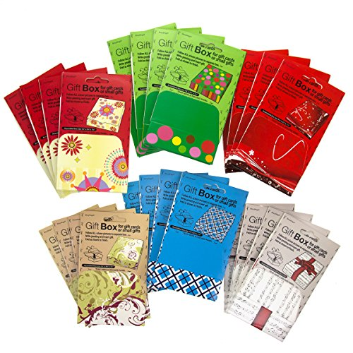 Small Folding Boxes Birthdays Holidays product image