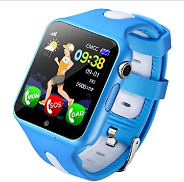 Smartwatch de Niños Miss Fortan Reloj Digital Deportes Fitness ...