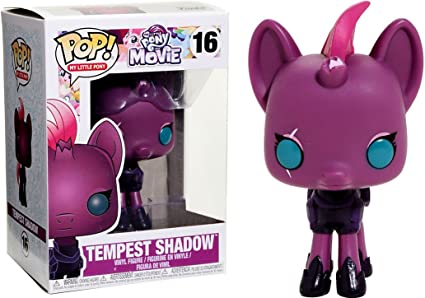 Amazoncom My Little Pony Movie Tempest Shadow Pop Vinyl Toys