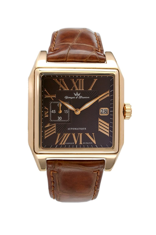Yonger et Bresson Uhr - Herren - YBH-8336-02M