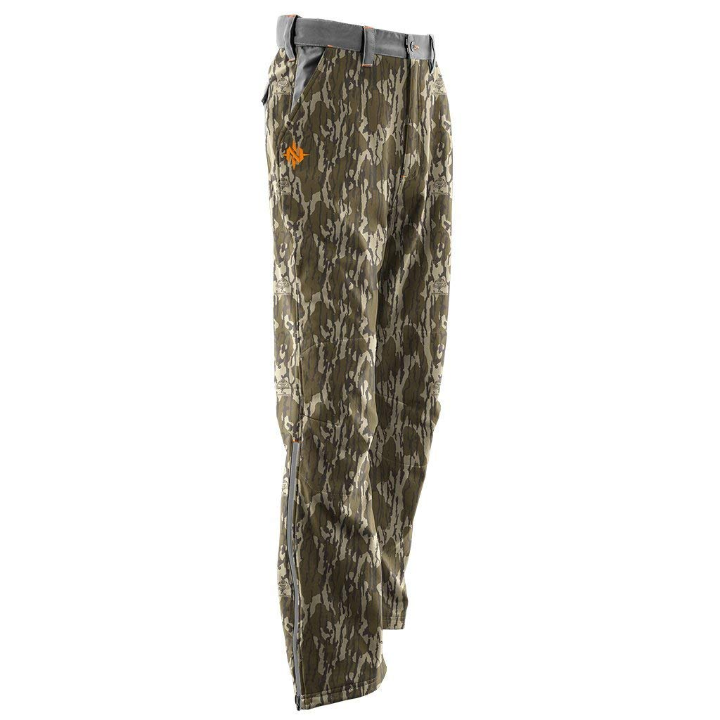 Nomad Outdoor Harvester Pant, Mossy Oak Bottomland, Small by Nomad