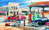 Relics of the Past 300 Piece Jigsaw Puzzle by SunsOut