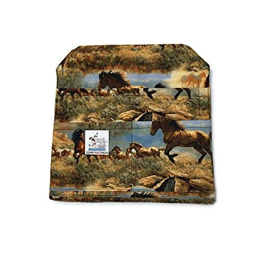 Amazon.com: Wild Horse Office Chair Caddy Handicap Walker Accessory ...