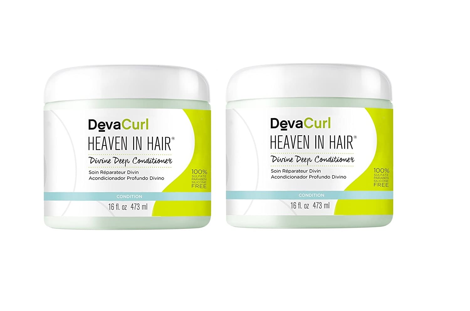 DevaCurl Heaven in Hair 8oz 850963006294