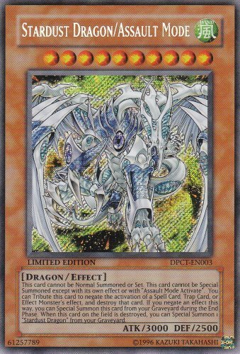 2009 Duelist Pack Collection - YuGiOh 5D's Collectible Tin Single Card Red Nova Dragon CT07-EN005 Secret Rare Limited Edition Promo
