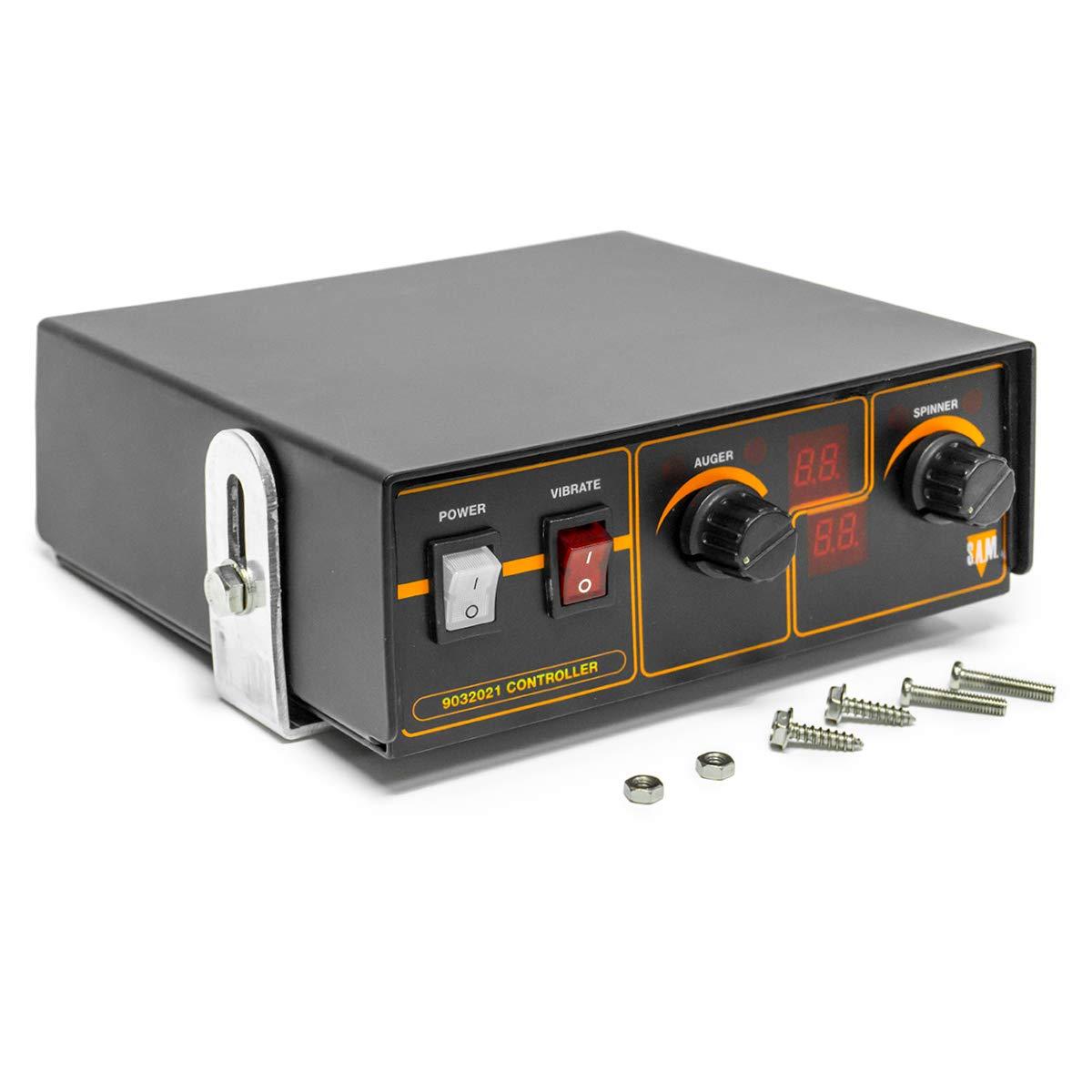 Spreader Controller Box for SnowEx D5525 D6527 Buyers SAM 9032021
