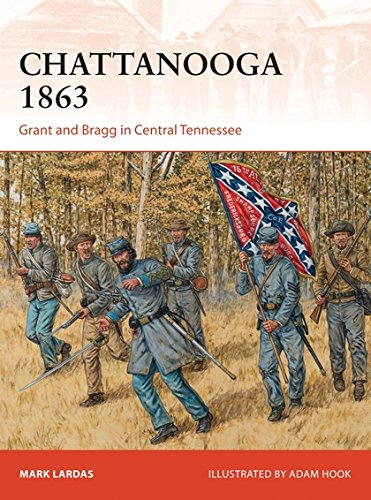 Chattanooga 1863: Grant and Bragg in Central Tennessee (Campaign) for $<!--$12.50-->