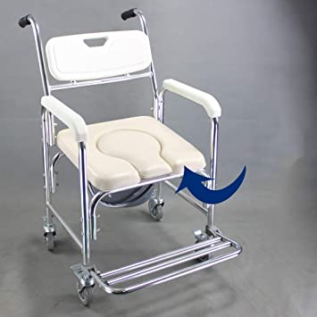 Toilet Seat For Elderly.Amazon Com Erotic Underweares Commode Chair Aluminum Alloy