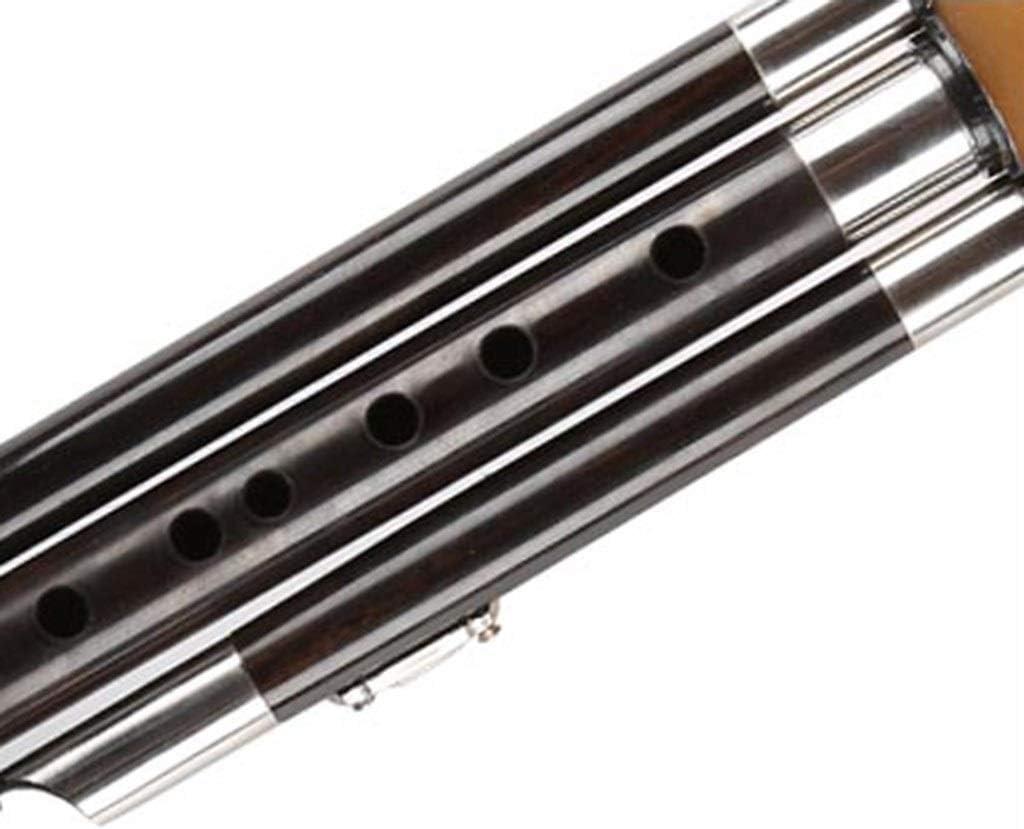 Clarinetes de bambú Flautas de bambú Ebony Hulusi profesional de ...