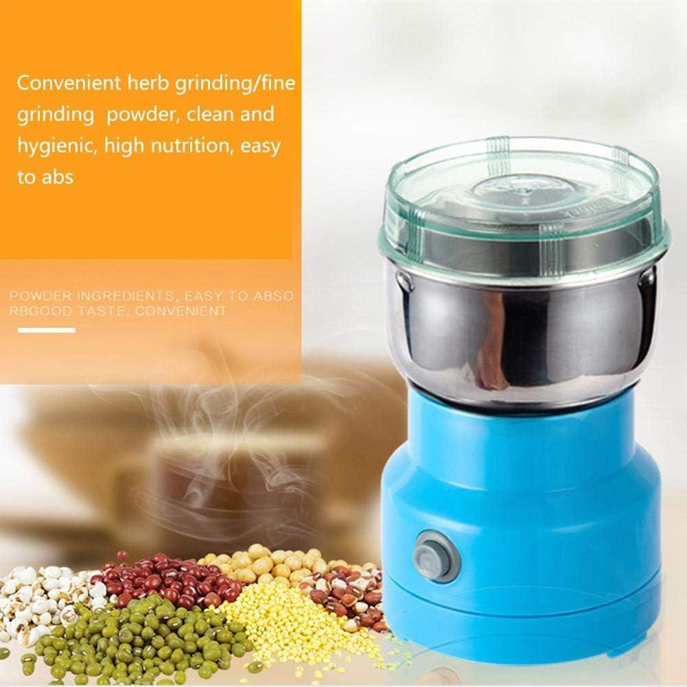 Electric Grain Coffee Multifunction Smash Machine Coffee Bean Seasonings Electric Milling Machine Burr Grinder for Home Multi-Function Grinder