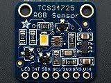 Adafruit RGB Color Sensor with IR filter and White LED - TCS34725 [ADA1334]