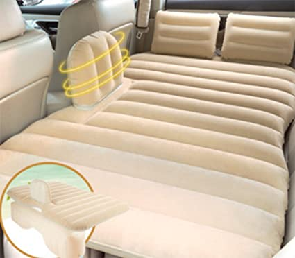 DXMCC Car Air Bed, Car Inflatable Bed, Car Inflatable Bed ...