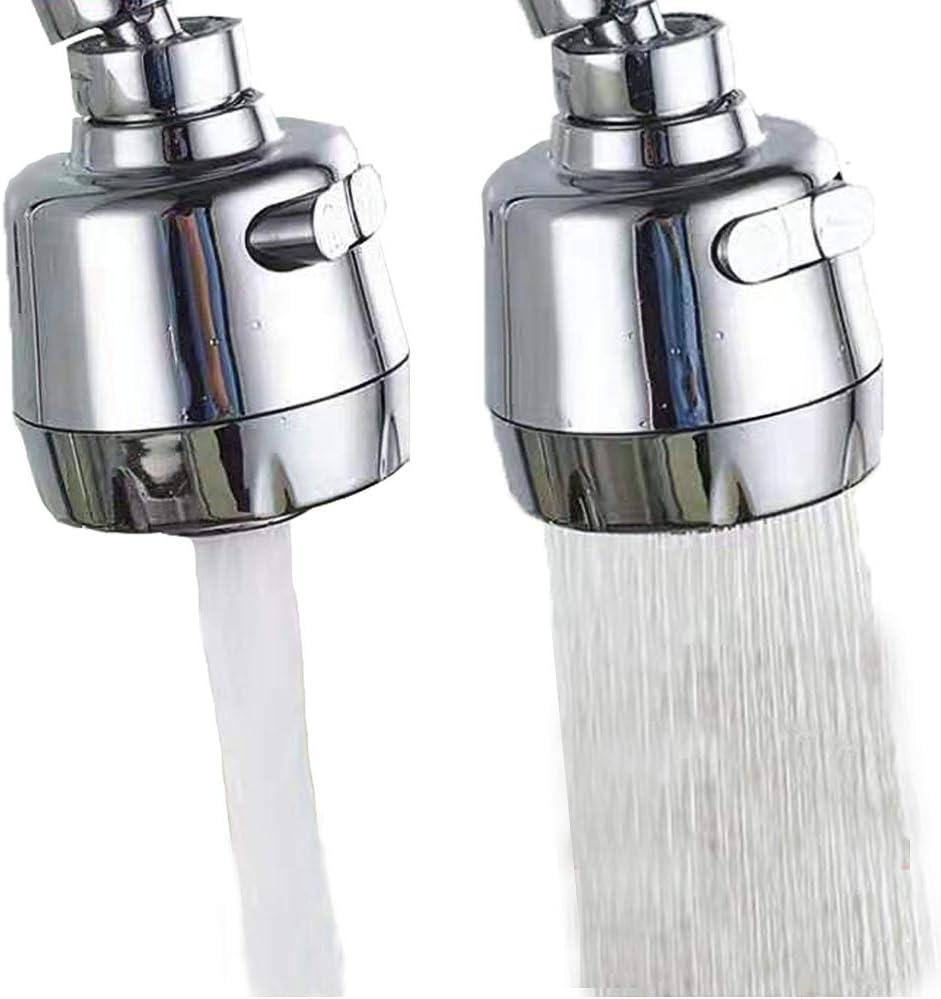 360 Degree Swivel Kitchen Sink Faucet Aerator Tap Aerator Faucet Nozzle For Kitchen Bathroom Faucet Shorter Style 1pc Amazon Com