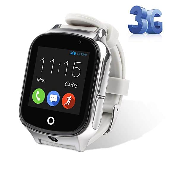 Amazon.com: Autopmall - Reloj GPS para niños, resistente al ...