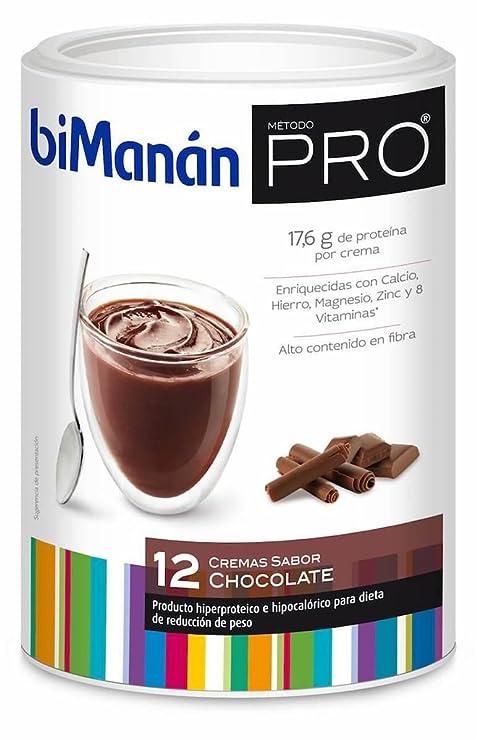 BIMANAN PRO CREMA CHOCOLATE BOTE 540 G