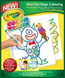 Toys : Crayola Color Wonder Drawing Paper-30 Sheets