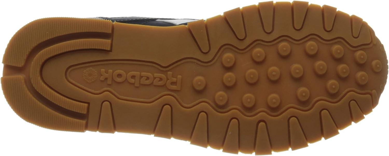 Reebok Cl Leather Mu Gymnastics Shoe para Hombre