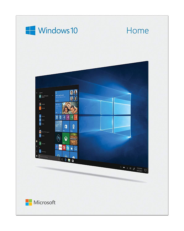 Windows 10 Home 64 bit / 32 bit | Full Version USB | English | Windows 10 OS Home 32 bit / 64 bit by Software Galaxy
