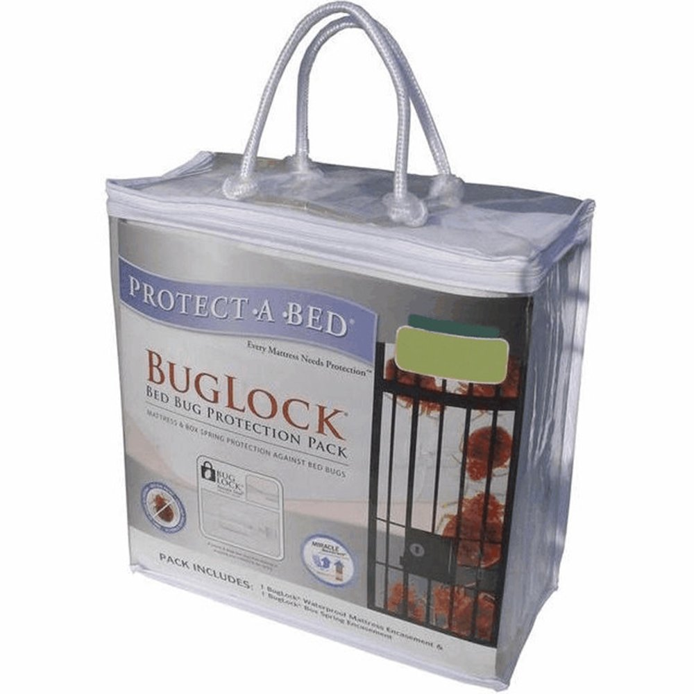 Protect-A-Bed Protect A Bed BugLock Bedbug Protection Pack, Queen by Protect-A-Bed