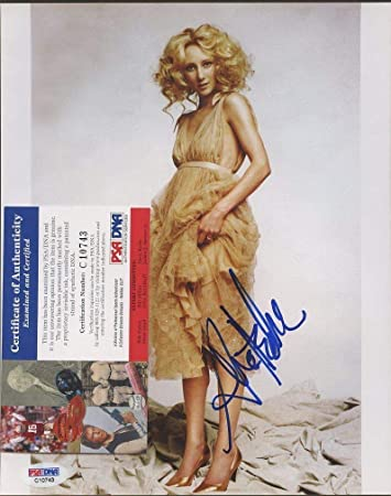 Anne Heche Signed Autographed 8x10 Photograph Fashionable Style; In
