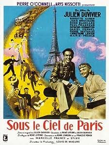 Under the Paris Sky Poster Movie French 11 x 17 Inches - 28cm x 44cm Mae West Victor Moore William Gaxton Lester Allen Alan Dinehart Mary Roche Lloyd Bridges