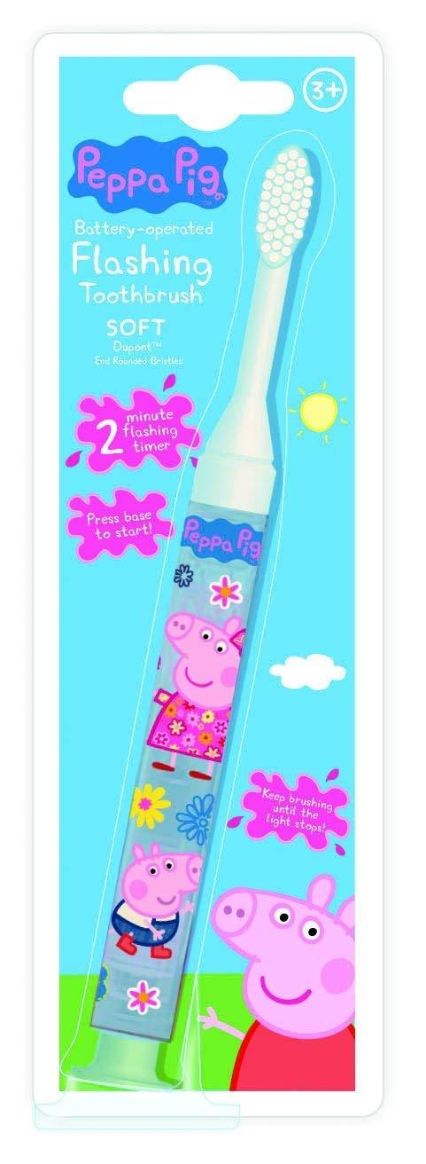 Peppa Pig Flashing Soft T/B 3+ Baby Peppa Pig