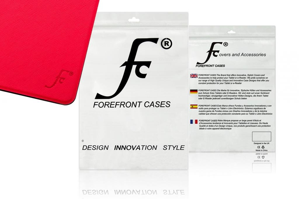 Forefront Cases Smart H/ülle kompatibel f/ür Sony Xperia Z3 8 zoll Tablet Compact H/ülle Schutzh/ülle Tasche Case Cover Stand SCHWARZ Rundum-Ger/äteschutz Smart Auto Schlaf Wach Funktion Stift