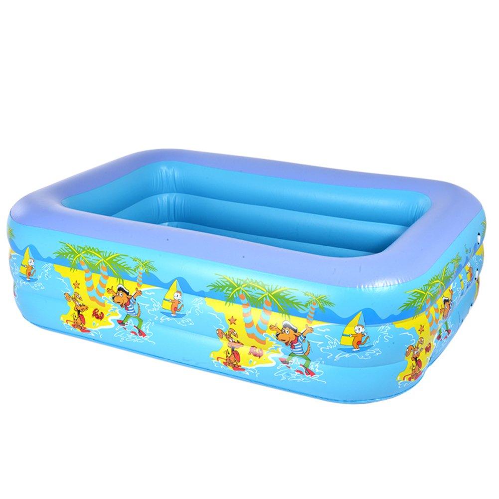 Baby Schwimmbad/Infant jungen baby aufblasbare Schwimmbecken/Extra großen Pool für Erwachsene Familie-C