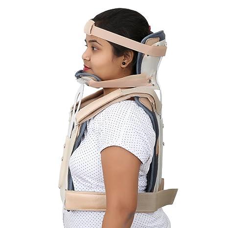 Buy Saket Ortho Minerva Brace (Medium) Online at Low Prices