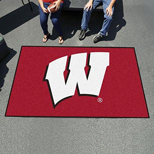 Fan Mats University of Wisconsin Ulti-Mat