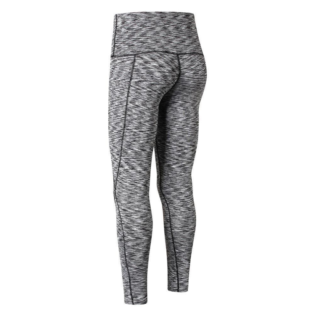 Leezo Leggings Fitness Splice pour Femme Séchage Rapide Sports Yoga  Pantalon avec Poches  Amazon.fr  Sports et Loisirs c9fa145c50b