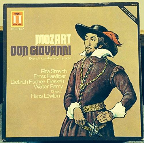 Hans Lowlein Mozart Don Giovanni vinyl ()