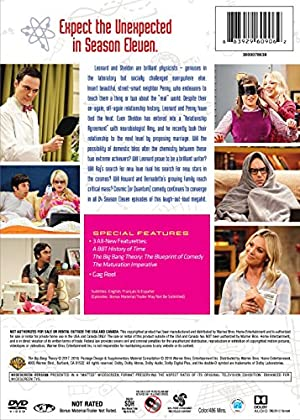 movies, tv, genre for featured categories,  comedy 10 on sale The Big Bang Theory: The Complete Eleventh Season deals