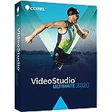 Corel VideoStudio Ultimate 2020 - Video & Movie Editing Software - Slideshow Maker, Screen Recorder, DVD Burner - Premium Eff