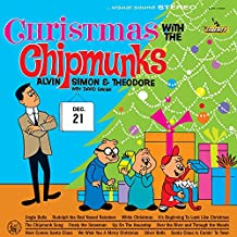 Christmas With The Chipmunks (Vinyl)